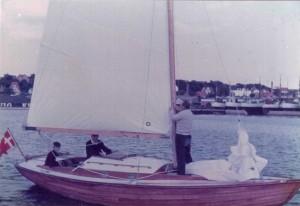 """Festina"" i Lemvig Havn 1969"