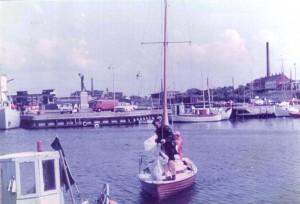 """""""Vera"""" i Struer august 1968"""