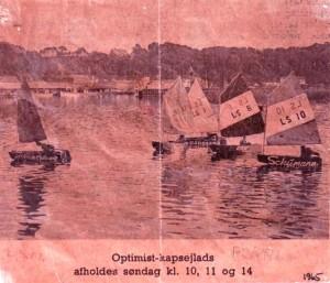 Her sejles ved Østhavnen