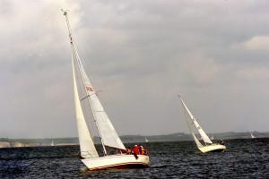 Målgang Mors Rundt 2003
