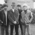 Substitute 1968 Kurt Børding, Benny Bukhave, Holger Nielsen og Ivan Børding